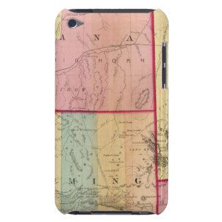 Nebraska and The Dakotas iPod Case-Mate Cases
