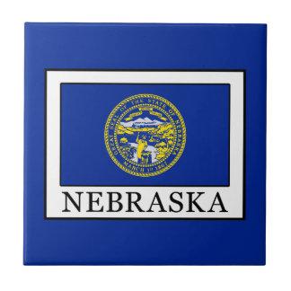 Nebraska Azulejo Cuadrado Pequeño