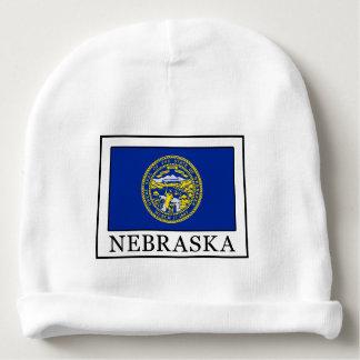 Nebraska Baby Beanie