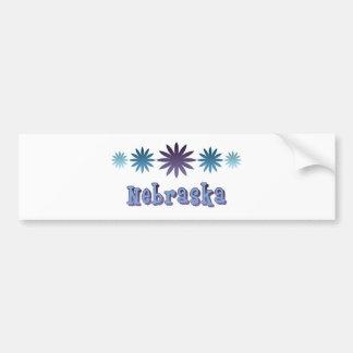 Nebraska Bumper Sticker