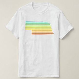 nebraska chill fade T-Shirt