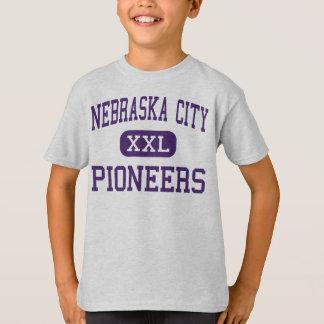 Nebraska City - Pioneers - Senior - Nebraska City T-Shirt