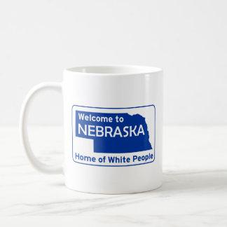 Nebraska Coffee Mug