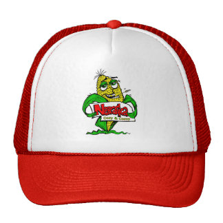 Nebraska cozy and corny trucker hat