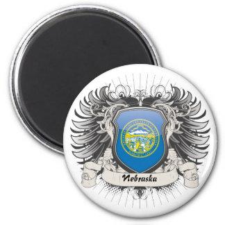 Nebraska Crest Magnets