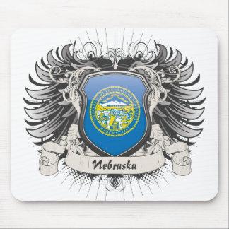 Nebraska Crest Mouse Pad