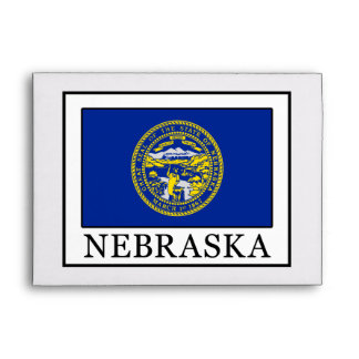 Nebraska Envelope