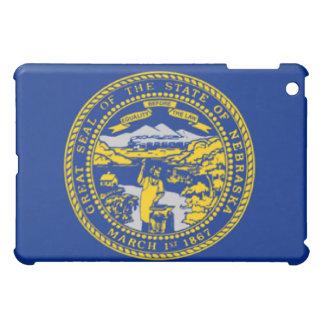Nebraska Flag  iPad Mini Case