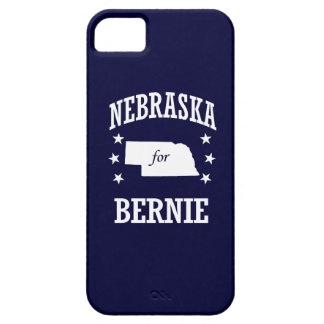 NEBRASKA FOR BERNIE SANDERS iPhone 5 COVERS