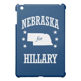 NEBRASKA FOR HILLARY iPad MINI CASE