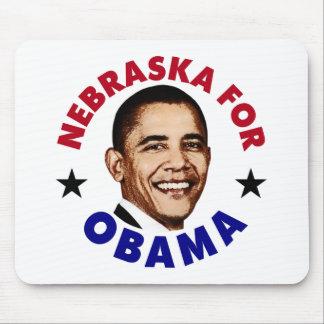 Nebraska For Obama Mouse Pad