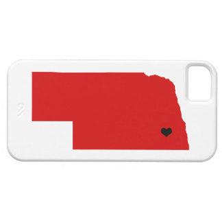 Nebraska iPhone 5 Fundas