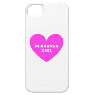 Nebraska Girl iPhone 5 Covers