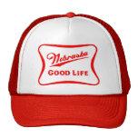 Nebraska Good Life Hat