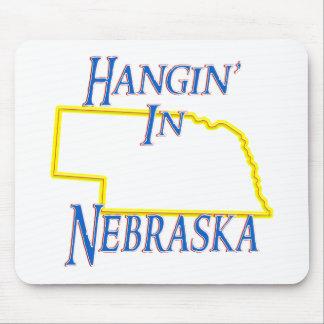 Nebraska - Hangin Tapetes De Raton