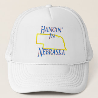 Nebraska - Hangin' Trucker Hat
