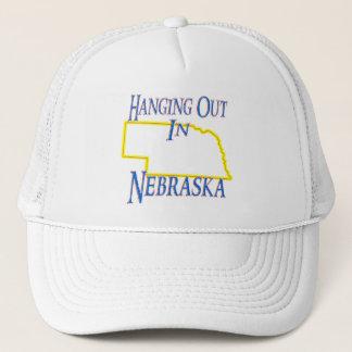 Nebraska - Hanging Out Trucker Hat