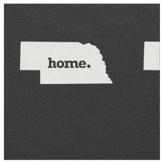Nebraska Home Fabric