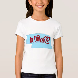 Nebraska home T-Shirt
