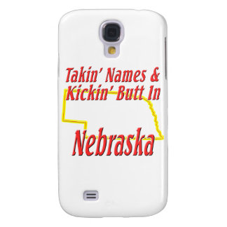 Nebraska - Kickin' Butt Galaxy S4 Covers