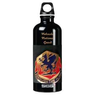 Nebraska National Guard Aluminum Water Bottle