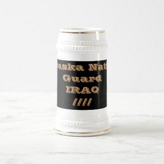 Nebraska National Guard IRAQ Beer Stein