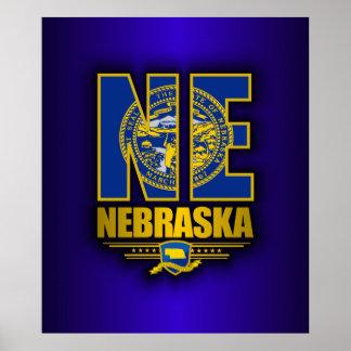 Nebraska NE Posters