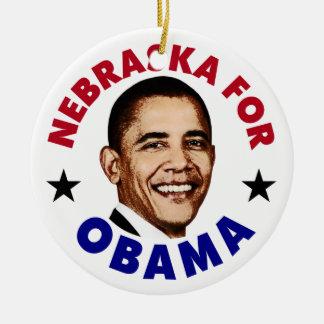 Nebraska para Obama Ornato