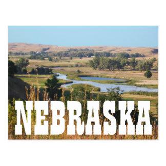 Nebraska Photo Postcard