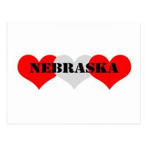 Nebraska Postcard