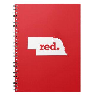 Nebraska Republican Spiral Note Book
