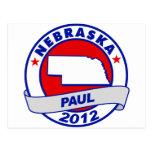 Nebraska Ron Paul Postal