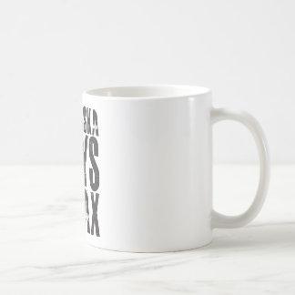 Nebraska Says Relax Mug