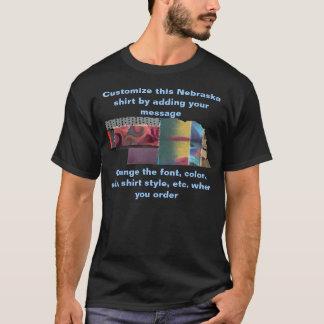Nebraska  Shirt - Custom with Election or other