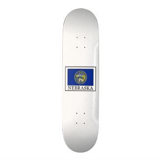 Nebraska Skateboard Deck