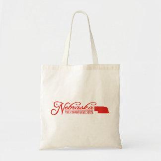 Nebraska (State of Mine) Tote Bag