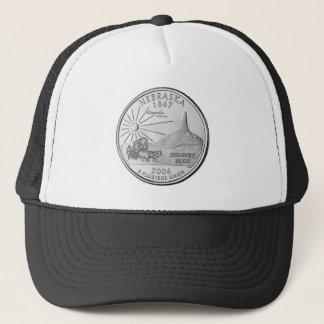 Nebraska State Quarter Trucker Hat