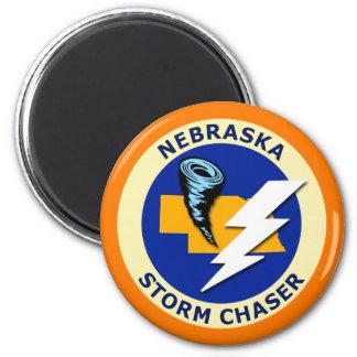 Nebraska Storm Chaser Magnet