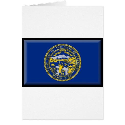 Nebraska Tarjeta De Felicitación