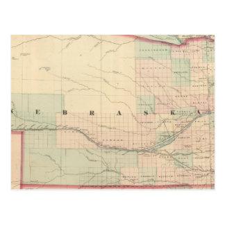 Nebraska Postales