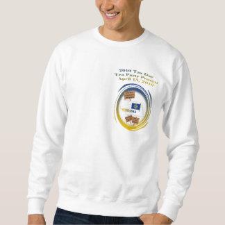 Nebraska Tax Day Tea Party Protest Sweatshirt