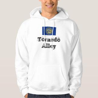 Nebraska, Tornado Alley Hoodie