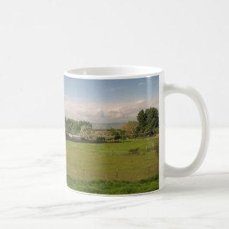 Nebraska Village Mug