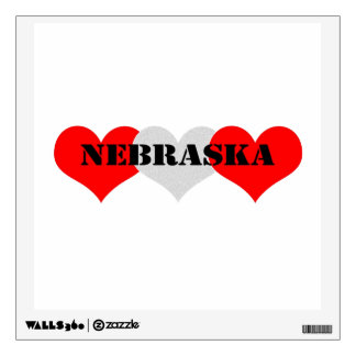 Nebraska Vinilo Adhesivo