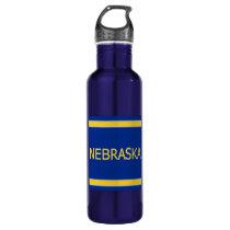 Nebraska Water Bottle