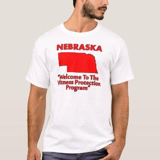 Nebraska - Witness Protection Program T-Shirt