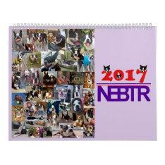 Nebtr 2017 Calendar at Zazzle