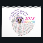 """NEBTR 2018 Calendar<br><div class=""""desc"""">The Northeast Boston Terrier Rescue 2018 contest calendar has the rest of the entrants to the contest posted on the back of the calendar because they are ALL winners! Proceeds from the sale of this calendar will go to vetting the NEBTR foster dogs. Thank you for supporting rescue 12 months...</div>"""