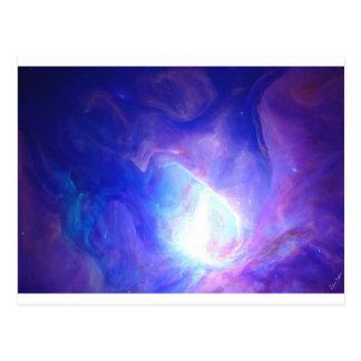 Nebula 22 postcard