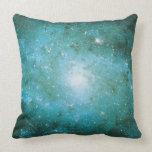 Nebula 2 throw pillows
